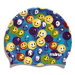 Bonnet de bain original smiley Maru
