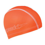 Bonnet de Bain Junior Orange Pace Speedo