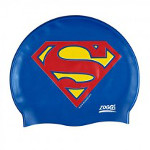 Bonnet de bain Junior Superman Zoggs
