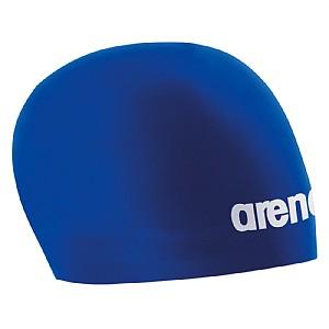 bonnet de bain silicone 3d race bleu arena boutique. Black Bedroom Furniture Sets. Home Design Ideas