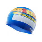 Bonnet de bain Junior Hello TYR