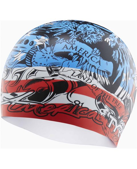 Bonnet de bain Home of the brave TYR