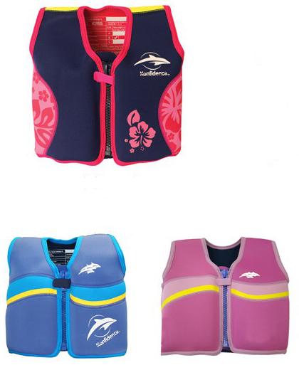 Gilet de natation enfant konfidence boutique for Gilet piscine bebe decathlon